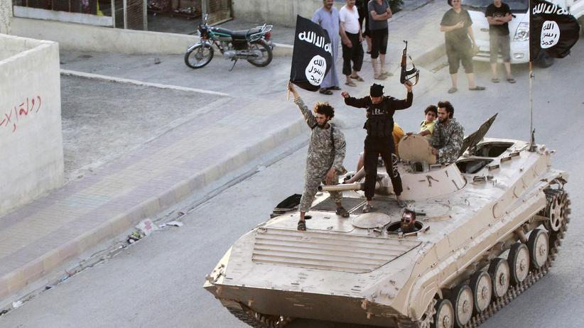 Islamischer Staat, Daesh, IS