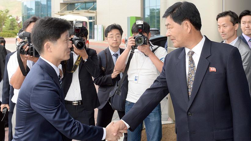 Nordkorea : Nord- und Süd-Korea setzten ihre bilateralen Gespräche fort (Archivfoto).