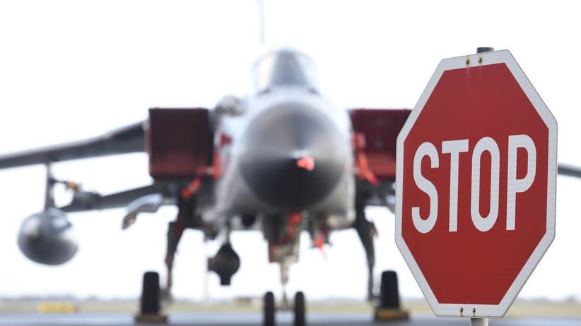 Syrien-Einsatz: Krieg gegen den IS, aber nicht so
