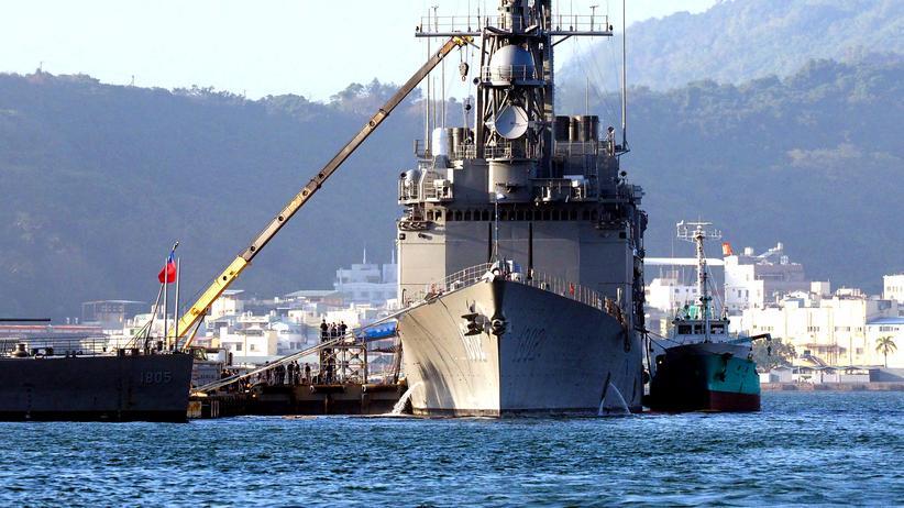 Südpazifik: China ist empört über US-Waffendeal mit Taiwan