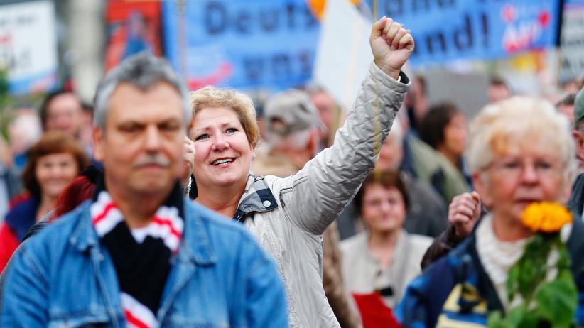 Umfrage zeigt: Deutsche fürchten Veränderungen
