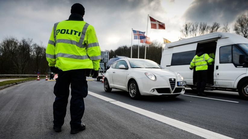Politik, Flüchtlingskrise, Staatsgrenze, Asylrecht, Asyl, Dänemark, Flüchtling, Schweden, Kopenhagen