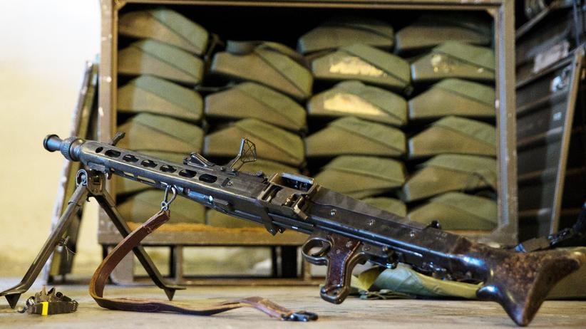 Bundeswehr Irak Peschmerga Islamischer Staat