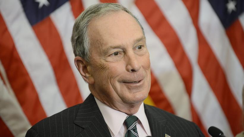 US-Wahlkampf: New Yorks Ex-Bürgermeister Michael Bloomberg will offenbar im Präsidentschaftswahlkampf mitmischen.