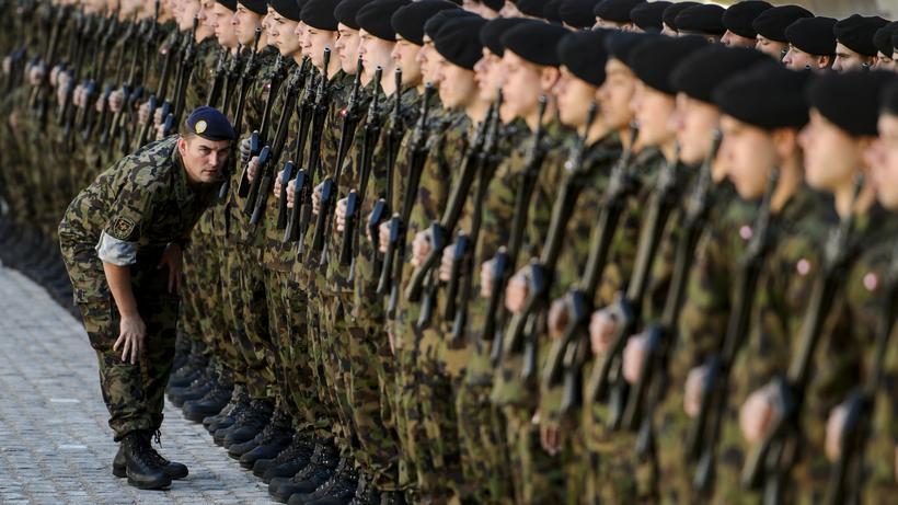 Schweizer Armee: Ohne Strategie