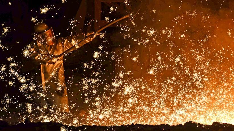 Frankenschock: Sie leiden unter dem starken Franken: Die Metall-, Elektro- und Maschinenindustrie streicht Abertausende Stellen.
