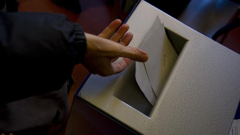 Ausländerwahlrecht: Mit Nelke im Knopfloch