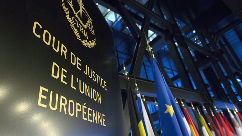 Der Europäische Gerichtshof in Luxemburg am 10. Dezember 2014