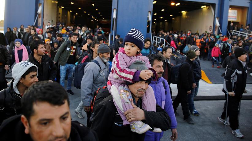Flüchtlingszahlen: Griechenland fordert mehr Unterstützung von der EU