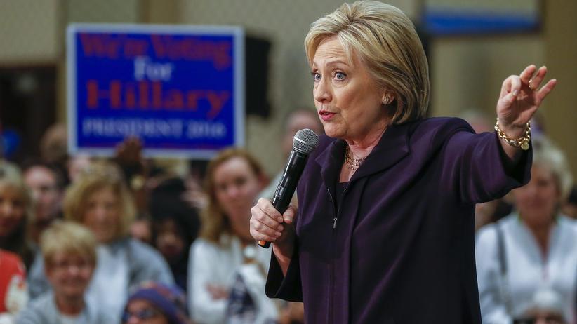 US-Wahl: Clinton triumphiert in South Carolina