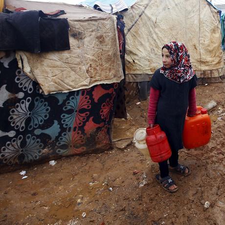 Syrien: An der Grenze des Erträglichen