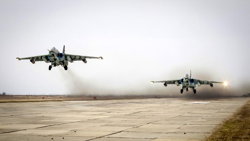 Syrien Bürgerkrieg Angela Merkel Türkei Islamischer Staat Russland