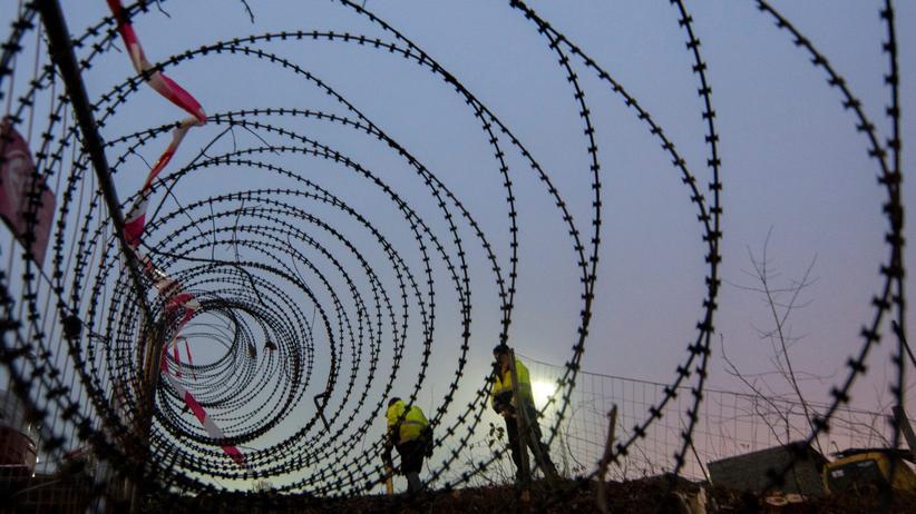 SPÖ: Plötzlich kann sich die SPÖ sogar mit Grenzzäunen anfreunden.