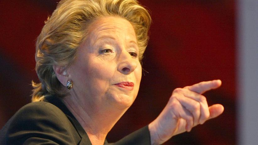 Ursula Stenzel: Ursula Stenzel (Archivbild von 2004)