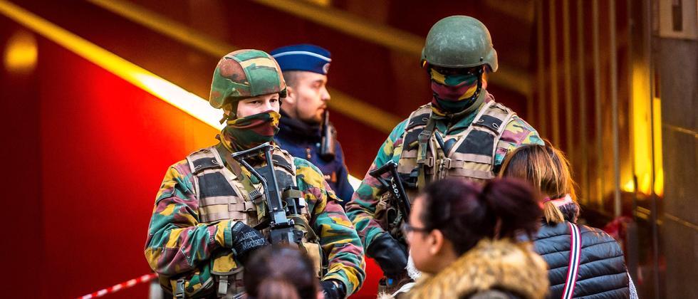 Anschläge Brüssel Dossierteaser