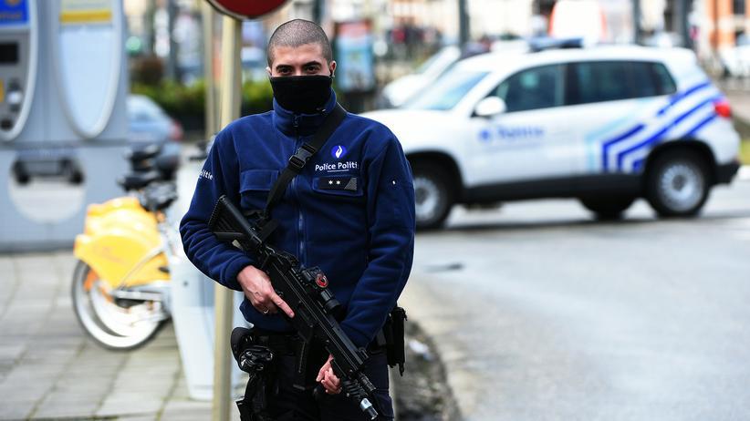 Belgien Brüssel Kortrijk Terrorismus