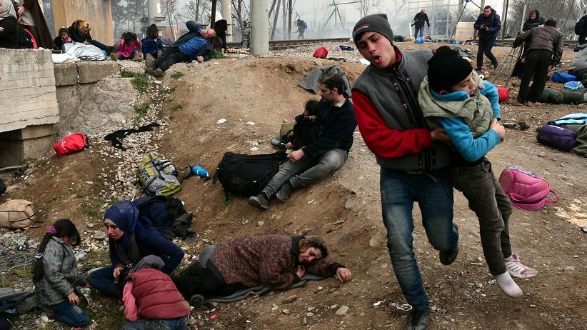 """Flüchtlingspolitik: """"Das wird sich rächen"""""""