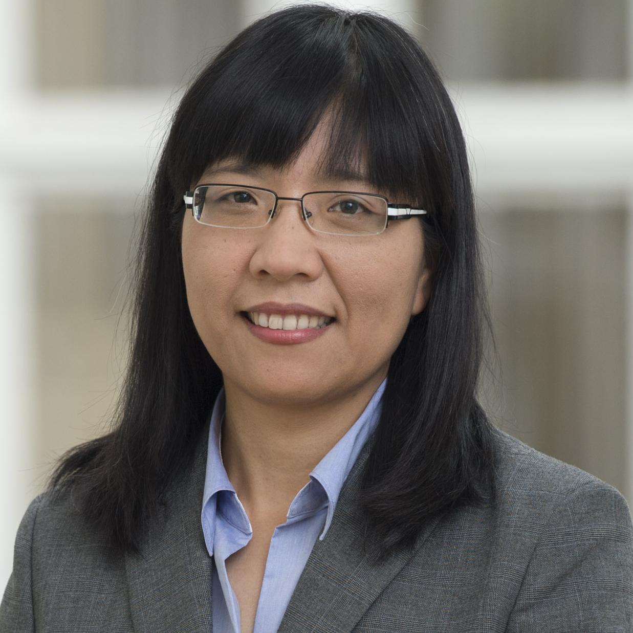 Lea Shih, wissenschaftliche Mitarbeiterin am Mercator Institut für China Studien (MERICS)