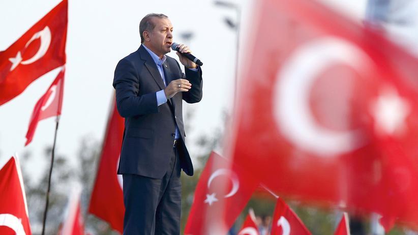 Recep Tayyip Erdoğan Satire Pressefreiheit Extra3
