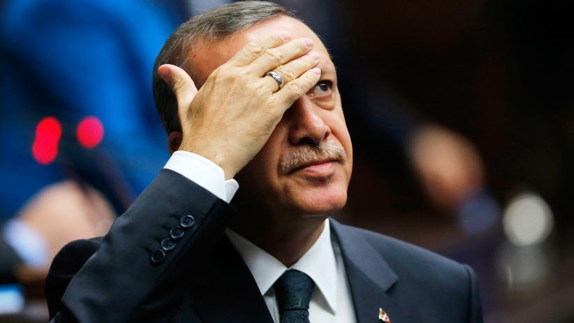 Türkei: Der türkische Präsident Recep Tayyip Erdoğan
