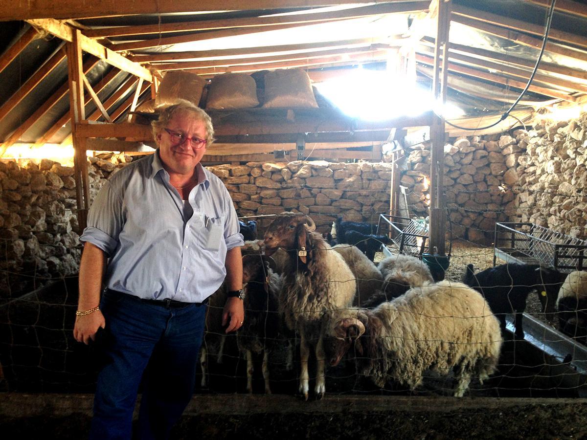 Böhmermann: Tuvia Tenenbom zwischen Ziegen und Schafen