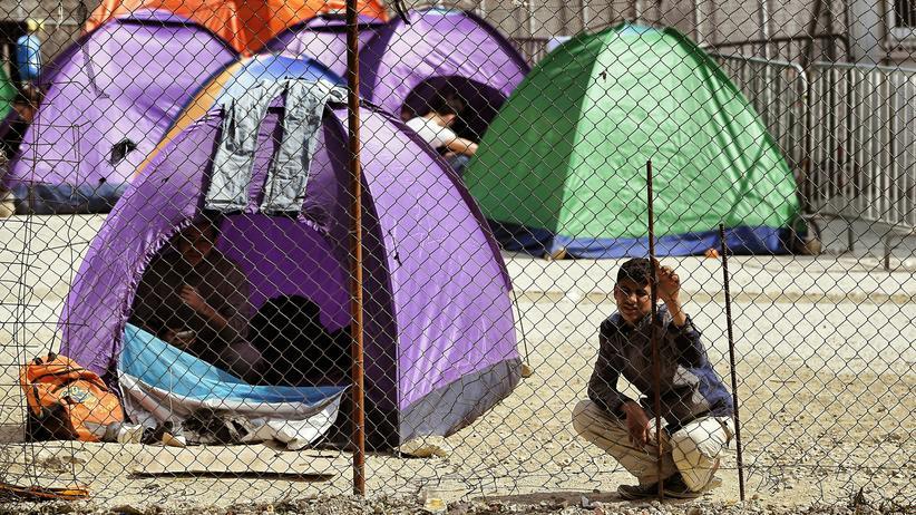Flüchtlinge EU Türkei Griechenland