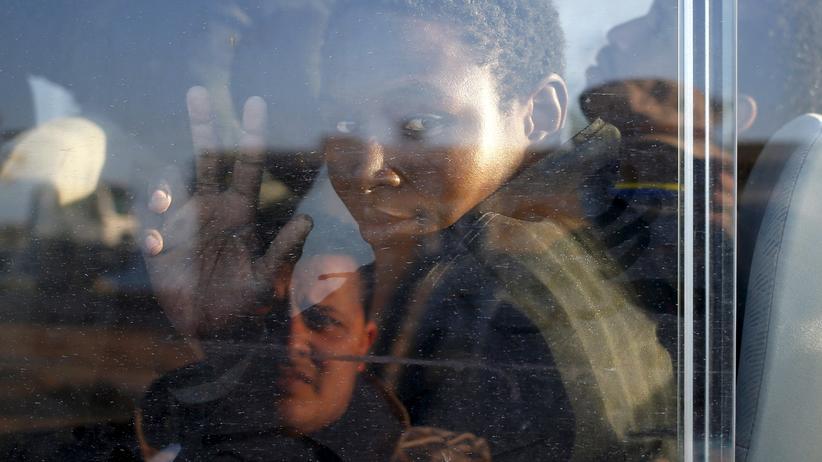 EU-Abkommen: EU plant Auffanglager für Flüchtlinge in Libyen