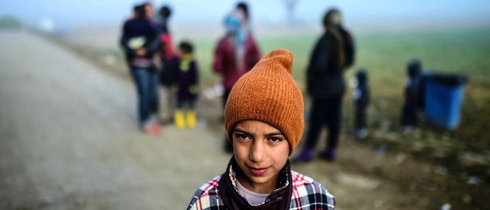 Flüchtlinge Europa Thema