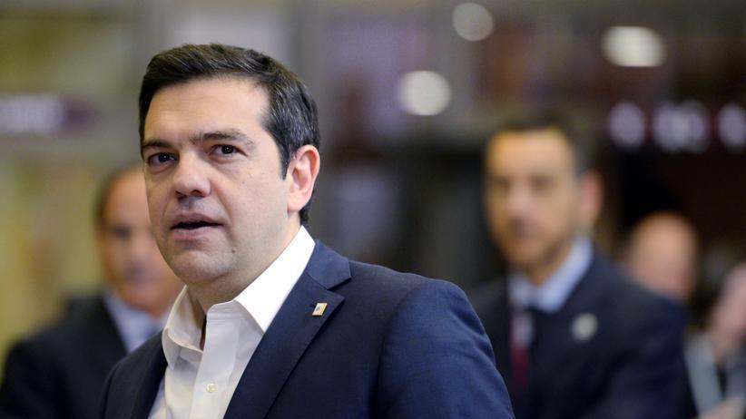 Schuldenkrise: Griechenlands Premierminister Alexis Tsipras stehen schwierige Verhandlungen mit der Eurogruppe bevor.