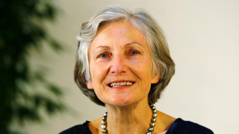 Irmgard Griss: Präsidentschaftskandidatin Irmgard Griss
