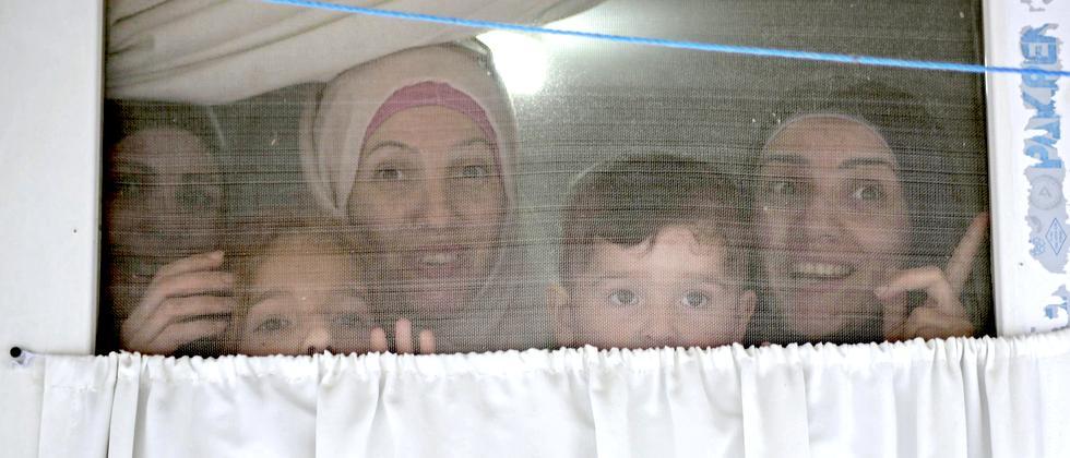 Merkel Türkei Flüchtlinge