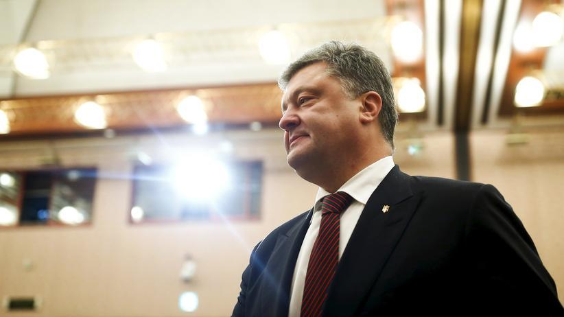 Ukraine Petro Poroschenko Panama Papers Steuerflucht Steueroase