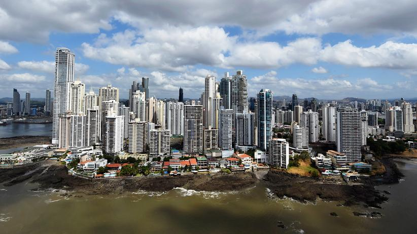 Panama Papers: Hochhäuser in Panama City