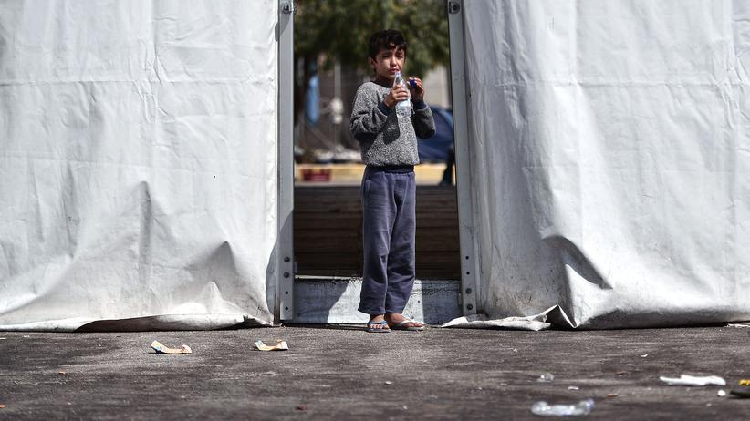 Idomeni: Griechenland will weitere Flüchtlingslager räumen