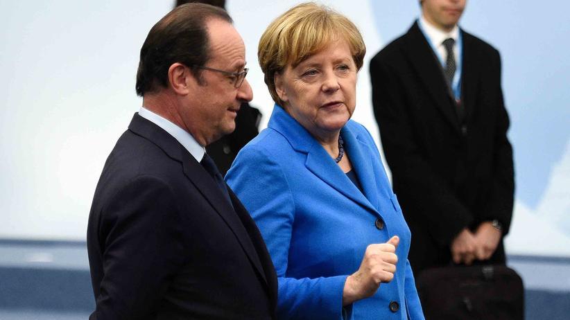EU-Austritt: Merkel und Hollande brauchen einen Brexit-Plan