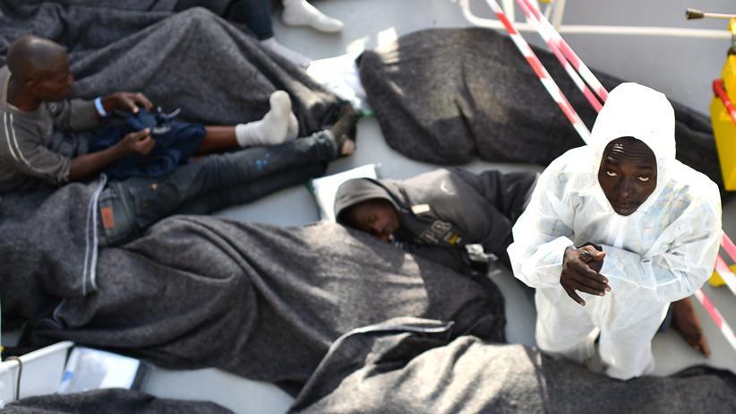 Flüchtlinge: Wie Europa sein humanistisches Erbe verspielt