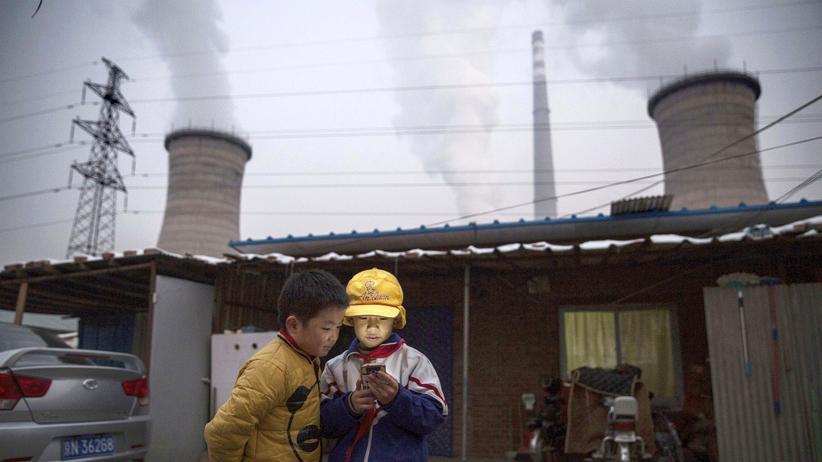 Nachhaltigkeit: Ein Kohlekraftwerk am Rand von Peking: Wie nachhaltig berät die OECD?