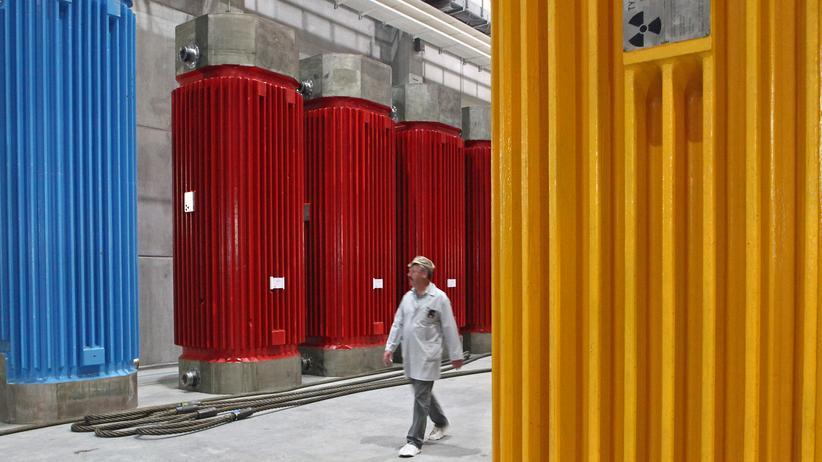 Bundestag: Endlagerkommission verteidigt Empfehlung inklusive Gorleben