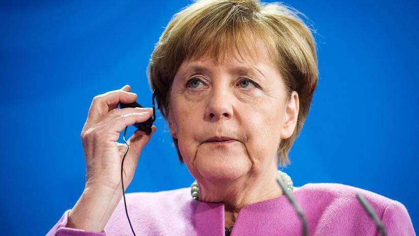 Angela Merkel: Bundeskanzlerin Angela Merkel will, dass sich Deutschtürken zur Bundesrepublik bekennen.
