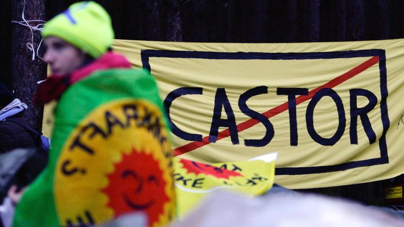Atomkraft: Castor-Gegner erstreitet Schmerzensgeld