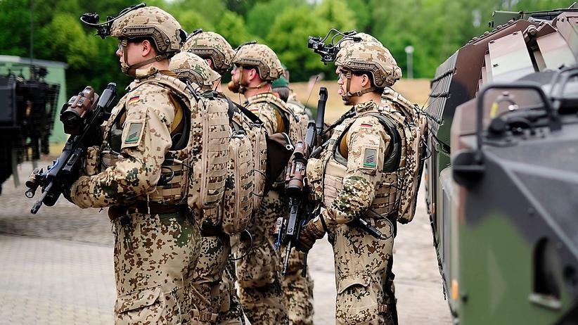 Bundeswehr im Inneren: Soldaten können es nicht besser