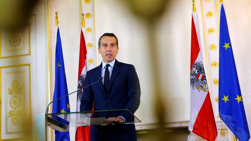 Europäische Union: Österreich fordert Ende der Beitrittsgespräche mit der Türkei