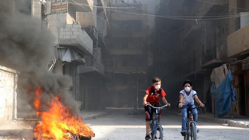 Bürgerkrieg in Syrien: Entwicklungsminister fordert 10 Milliarden Euro für Syrien