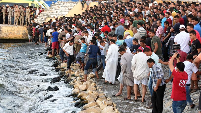 Europa fürchtet den Exodus aus Ägypten
