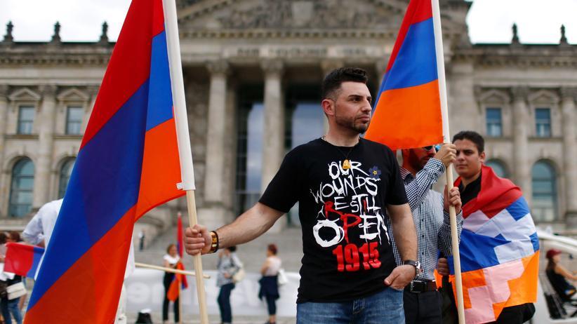 Türkei: Merkel will sich angeblich von Armenien-Resolution distanzieren