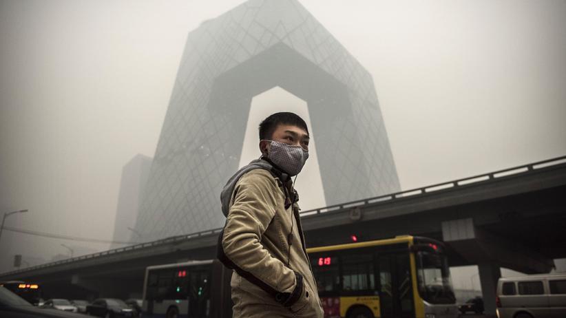Luftverschmutzung China