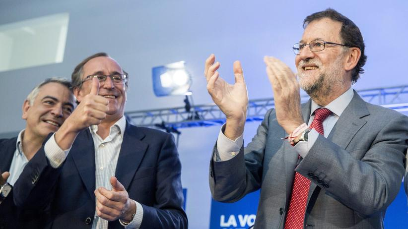 Spanien: Regionalwahlen stärken Ministerpräsident Rajoy