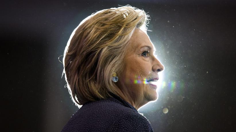 """US-Wahl: Die demokratische Präsidentschaftskandidatin Hillary Clinton kann auf die Unterstützung der """"New York Times"""" zählen."""