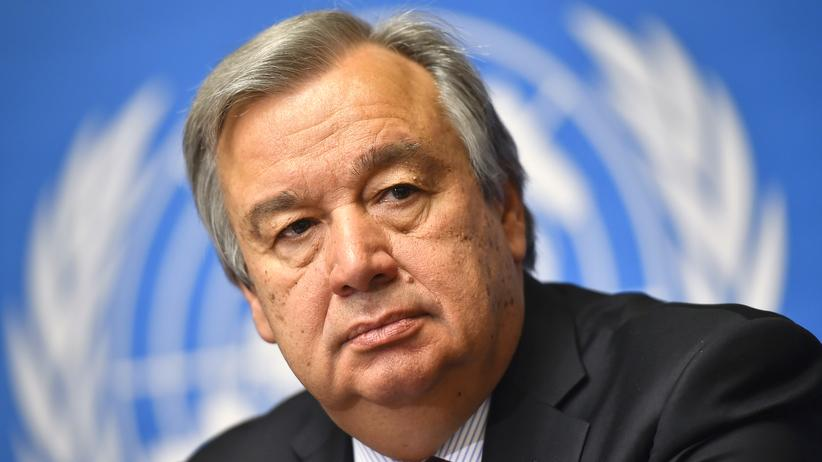 Vereinte Nationen: António Guterres als UN-Generalsekretär nominiert
