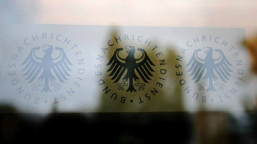 Geheimdienste: Wappen des BND
